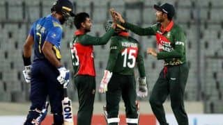 ICC ODI Super League Points Table: श्रीलंका को हराकर चौथे स्थान पर पहुंचा बांग्लादेश, आठवें स्थान पर खिसका भारत
