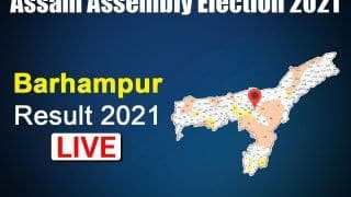 Barhampur Assembly Election Result: BJP's Jitu Goswami Wins From the Seat