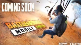 PUBG Mobile India Launch: नए अवतार में Battlegrounds Mobile India नाम से दी भारत में दस्तक