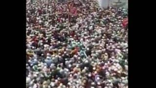 Covid Norms Flouted as Thousands Attend UP Cleric's Funeral in Badaun, Case Filed