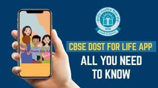 CBSE Dost For Life Counselling App: All You Need to Know | Latest Video