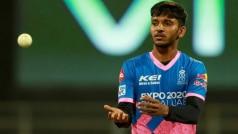 कोविड-19 की वजह से भारतीय क्रिकेटर चेतन सकारिया के पिता का निधन