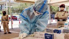यूपी में भी संक्रमण की रफ्तार धीमी, 24 घंटे में 281 लोगों की मौत, 17775 नए मरीज