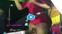 Live Performance: लाइव परफॉमेंस दे रही थी फेमस सिंगर, आदमी ने प्राइवेट पार्ट छूने की कोशिश की, लड़की ने मारी मुंह पर लात | Viral Video