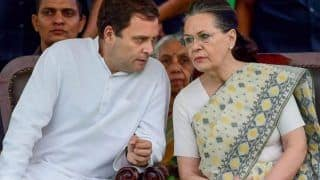 Congress Decides to Postpone Party President Election Due to Pandemic