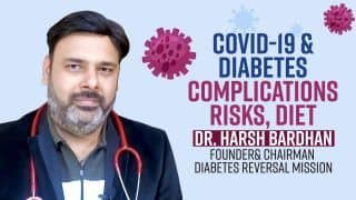 Covid-19 and Diabetes: Complications, Risks, Diet, Precautionary Measures | Doctor Answers