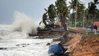 Cyclone Tauktae Intensifies Into Severe Storm, 9 Missing After Boat Drowns Near Lakshadweep