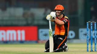 Ipl 2021 david warner can be dropped from playing xi against rajasthan royals after being removed from captaincy 4631827