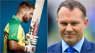 David Warner And Michael Slater Deny Reports of 'Physical Exchange' in Maldives Bar