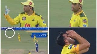 Deepak Chahar SNUBS MS Dhoni's Suggestion to Take 2nd Slip Against Rohit Sharma During MI vs CSK IPL 2021 Clash, Regrets Later   WATCH VIDEO