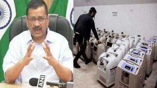 COVID-19: Delhi में घटे केस, केजरीवाल बोले- 2 घंटे में होम आइसोलेशन वाले मरीजों के घर भेजेंगे ऑक्सीजन कंसंट्रेटर