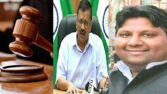 HC ने दिल्ली सरकार से पूछा, क्या AAP MLA इमरान हुसैन को 'रिफिलर'के जरिए ऑक्सीजन की आपूर्ति की गई?