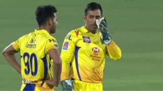 He Has Inspired Many - Deepak Chahar Names Best Quality of MS Dhoni's Leadership