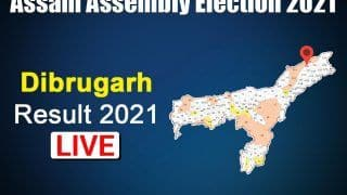Dibrugarh Assembly Election Result: BJP's Prasanta Phukan Wins from the Seat