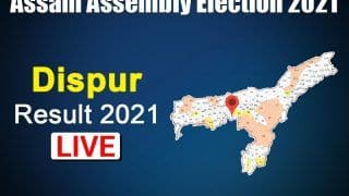 Dispur Assembly Election Result LIVE: BJP's Atul Bora Wins for the Second Consecutive Time