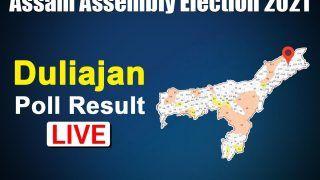 Duliajan Assam Election Result: BJP's Terash Gowalla Wins Against Congress, AJP a Distant Third