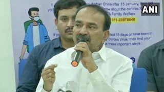 KCR Takes Away Telangana Health Minister Etala Rajender's Portfolio Over Land Grabbing Allegation