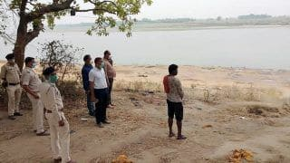 Three More Bodies Found Floating in Ganga River in UP