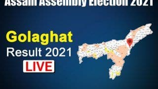 Golaghat Assembly Election Result: BJP's Ajanta Neog Wins from the Seat