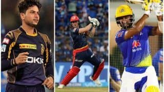 IPL 2021: Kuldeep Yadav to Jason Roy, Five Top Capped Who Did Not Get a Game