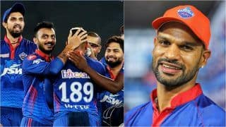 IPL 2021 Points Table: Delhi Claim No.1 Spot After Win Over Punjab; Dhawan Swells Lead in Orange Cap Tally