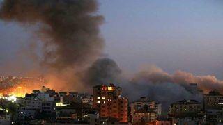 गाजा में संघर्ष विराम को इजराइली कैबिनेट ने दी मंजूरी