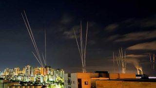 इजराइल के भीषण एयर अटैक से फिर थर्राई गाजा सिटी, युद्ध का खतरा बढ़ा
