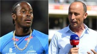 Cricket: Nasser Hussain Feels Jofra Archer's Recurring Elbow Injury Worry for England Team, Calls Pacer 'Rare Talent'