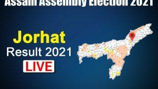 Jorhat Assembly Election Result: BJP's Hitendra Nath Goswami Wins the Seat for Second Time
