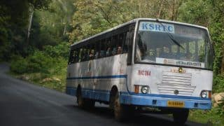 Kerala Man Steals Bus to Meet His Wife & Kid, Arrested After Fooling Cops in 4 Districts