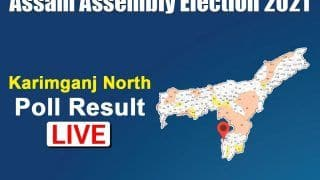 Karimganj North Election Result 2021: Kamalakhya Dey Purkayastha of Congress Wins