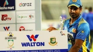 Kusal Perera Smashes Ton, Chameera Takes 5 As SL Avoid Whitewash
