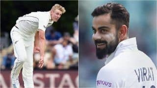 WTC Final: Kyle Jamieson Opens up on Bowling to Virat Kohli With Dukes Ball in RCB Nets During IPL 2021