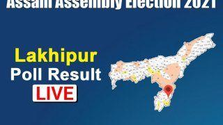 Lakhipur Election Result 2021: Kaushik Rai of BJP Bags Seat