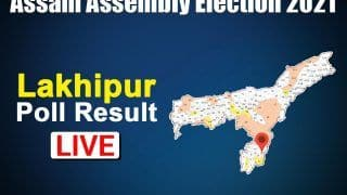 Lakhipur Assam Election Result: BJP Takes Comfortable Lead at Congress Last Bastion in Barak Valley