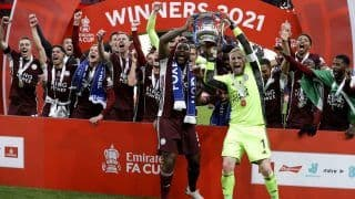 Tielemans stunner helps Leicester City to 1st ever FA Cup title