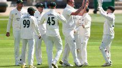 County Championship 2021, Nottinghamshire vs Essex: 16 में से 7 ओवर मेडन, Luke Fletcher ने महज 24 रन देकर झटके 6 विकेट