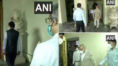 West Bengal Violence: पश्चिम बंगाल में चुनाव के बाद हुई हिंसा का जायजा ले रही MHA की टीम राजभवन पहुंची