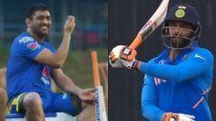 MS Dhoni ने भी चलाई IPL के दौरान तलवार तो Ravindra Jadeja ने निकाली कमी, वायरल हुआ Video