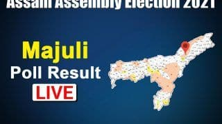 Majuli Election Result: Sarbananda Sonowal Sweeps Victory, Heads For 2nd Term as Chief Minister
