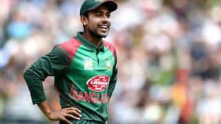 ICC Men's ODI Rankings - Mehidy Hasan Rises to No.2 After Superb Show Against SL
