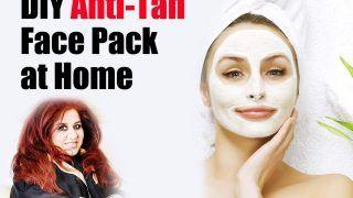 Summer Skincare: DIY Anti-Tan Face Packs That Shahnaz Husain Swears By