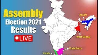 Election Results 2021 Highlights: TMC Sweeps Bengal, BJP Retains Assam; Vijayan Leads LDF To Historic Victory