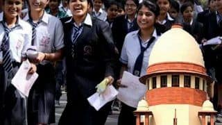 CBSE, CISCE Class 12 Board Exams: Give 'Good Reasons' For Deviating From Last Year's Plan, SC to Centre; Next Hearing on June 3 | Highlights