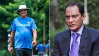 Cricket: Mohammad Azharuddin Defends WV Raman, Says There Are Very Few Sharper Brains Than His Former Teammate