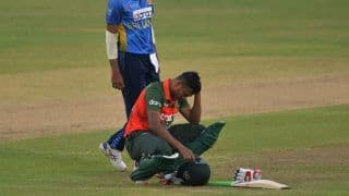 Taskin Ahmed Becomes First Concussion Sub in ODIs