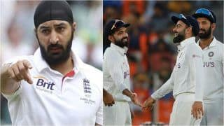 Monty Panesar Backs Virat Kohli-Led Team India to Win WTC Final 2021, Beat England 5-0 in Test Series