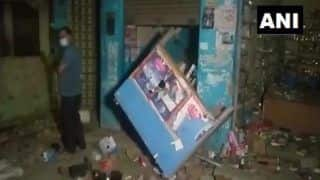 Stone Pelting in UP's Moradabad as Clash Erupts Between 2 Groups, Several Shops Ransacked