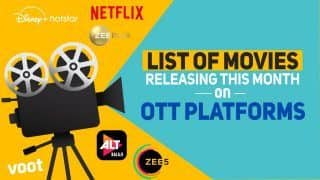 Missing Out on Entertainment During Covid? Complete List of Movies Releasing This May on OTT Platforms
