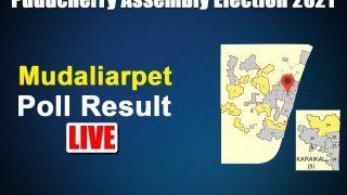 Mudaliarpet Election Result 2021: L Sambath of DMK Defeats A Baskar of AIADMK